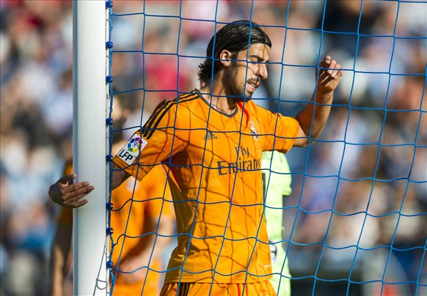 Real Madrid fear lengthy absence for Khedira