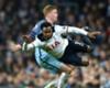 Manchester City y Tottenham no se sacaron ventajas