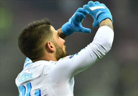 RUMOURS: Arsenal want Insigne