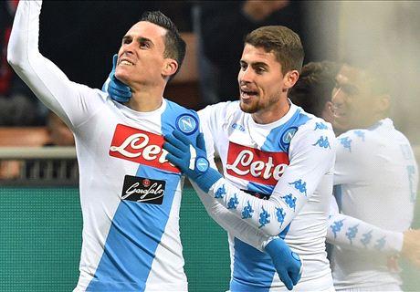 Napoli, quanti goal! Milik non ha più fretta