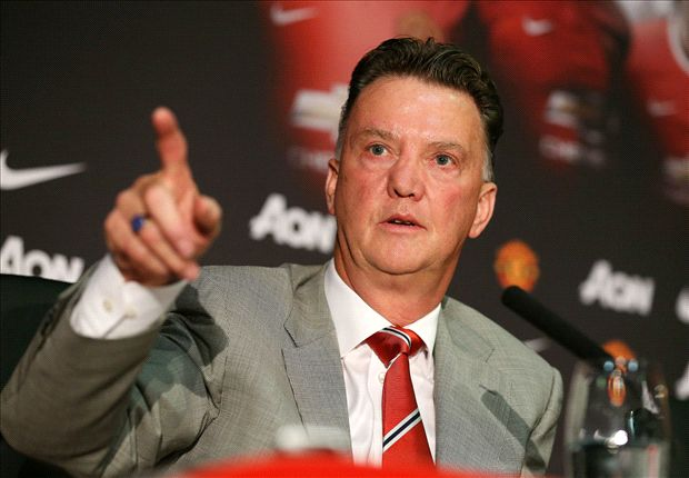 'It's the biggest club in the world' - Van Gaal is unveiled by Manchester United