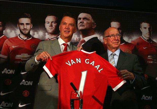 Van Gaal, el conductor necesario para que Manchester United vuelva a ser