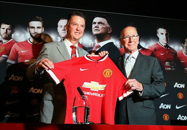 Louis van Gaal unveiling: Press conference in full