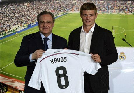 Kroos: I wanted to stay at Bayern