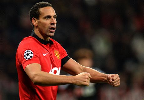 Redknapp: Rio was Giggs' first-choice