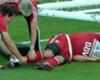 Driussi salió lesionado