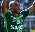 Chapecoense make emotional return