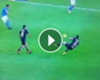 VIDEO: El penal de Basanta contra Cruz Azul que no señaló el árbitro