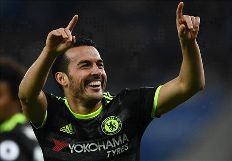 'Chelsea now have Barcelona's Pedro'