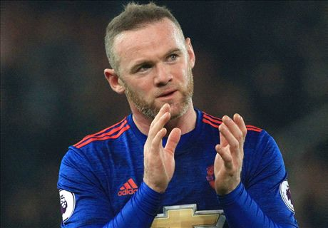 RUMOURS: Rooney to land £1m weekly
