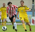 Match Report: Derry 0-1 Soligorsk