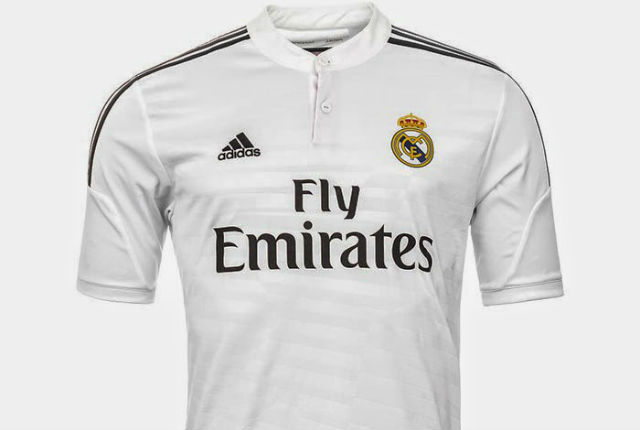 Dev kulüplerin yeni sezon formaları - Real Madrid - Goal.com