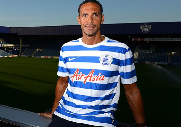 Official: Rio Ferdinand joins QPR on one-year deal