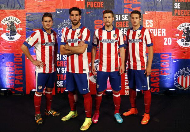 Atletico extend Nike deal until 2026