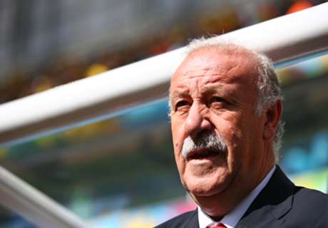 Time for a new Spain side - Del Bosque