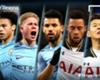 Siapa Pemain #TerusGerak Di Laga Manchester City - Tottenham Hotspur?