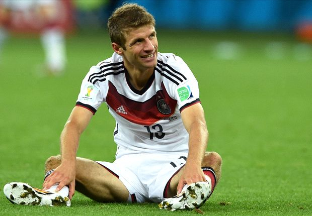 Muller: I don't want Germany captaincy