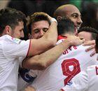 ESPAÑA: Sevilla le mete presión al Real Madrid