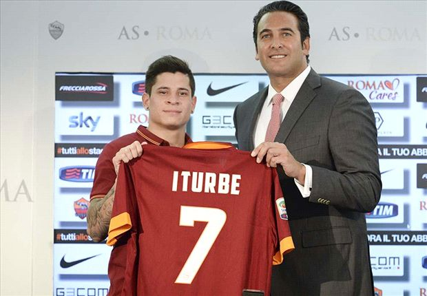 Juan Iturbe: I knew nothing about potentially joining Juventus