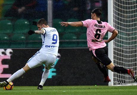 Palermo-Inter LIVE! 0-0