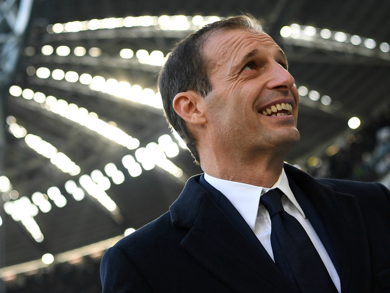 Allegri: New Juventus formation was a mad idea but we played great