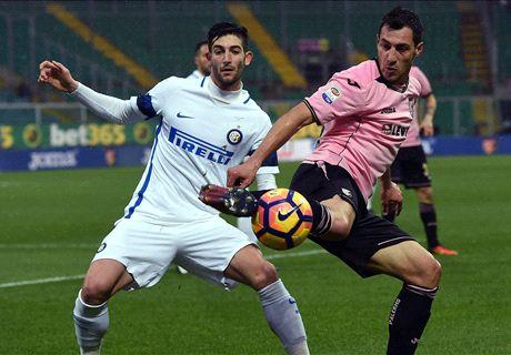 Internazionale wint nipt op Sicilië