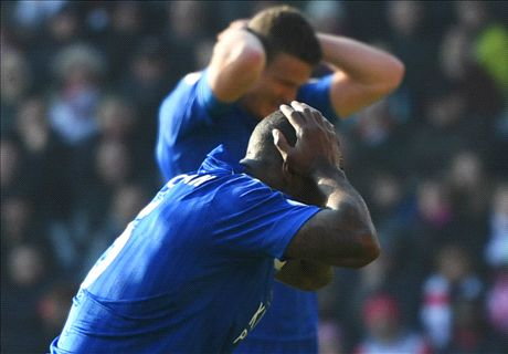 Dismal Leicester hit new low