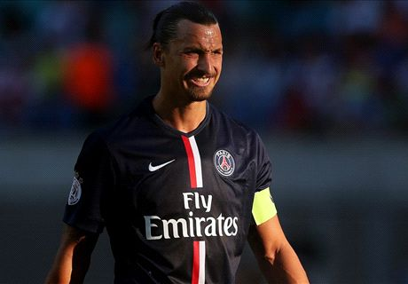 PSG suffer friendly defeat