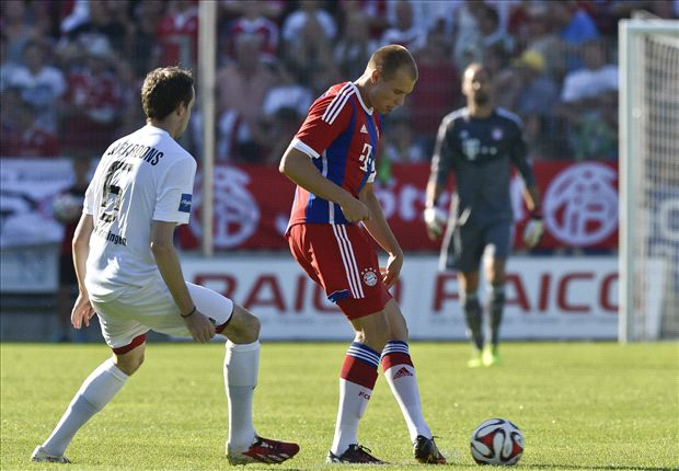 Bayern must not underestimate 'dangerous' Wolfsburg, warns Badstuber