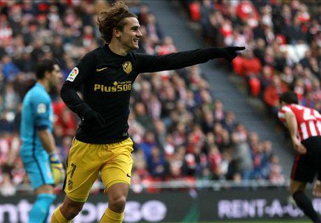 Lekue shines as Atletico drop points
