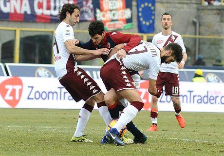 Pagelle Bologna-Torino: Dzemaili bomber