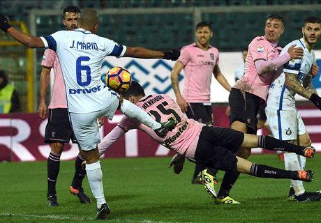 Joao Mario entra e segna: Inter, sono 6