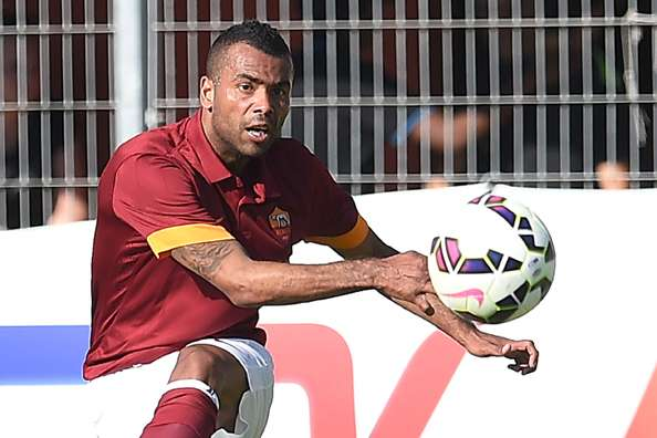 Ashley Cole hits out at critics after Roma move
