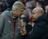 Wenger: I should have shut up