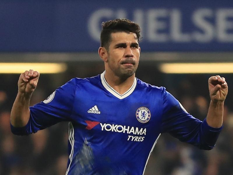 """Conte : """"Costa est très heureux à Chelsea"""""""