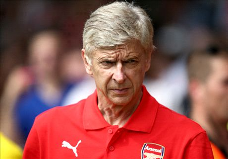Wenger promises new Arsenal GK