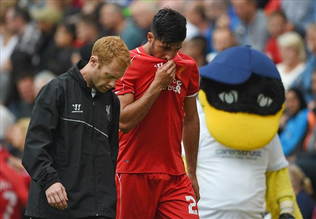 Preston 1-2 Liverpool: Lambert starts but Can limps off in comeback win