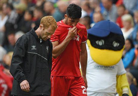 Preston 1-2 Liverpool: Lambert struggles