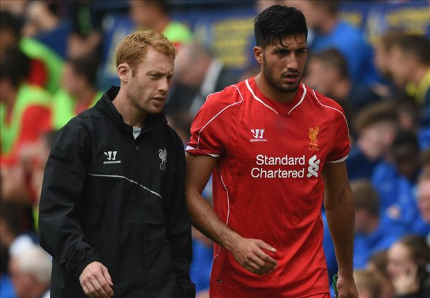 Rodgers plays down Can injury fears