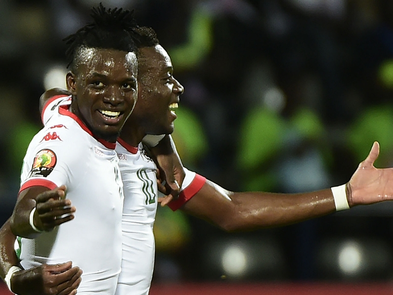 Guinea-Bissau 0-2 Burkina Faso: Traore on target as Stallions advance