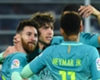 Messi makes light of Busquets blow