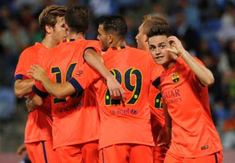 Amical, le minimum pour le Barça