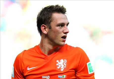 Lazio seal deal for De Vrij