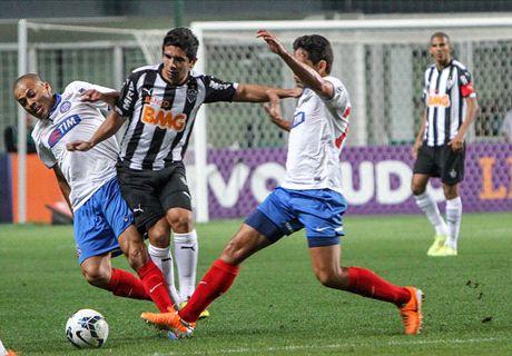 AO VIVO: Bahia 0 x 0 Atlético-MG