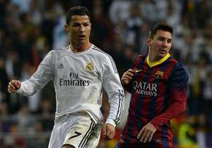El Clasico'da ilk raund Madrid'de