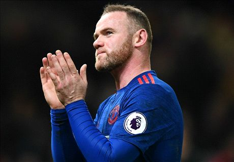 RUMOURS: Rooney to get £15m pay off