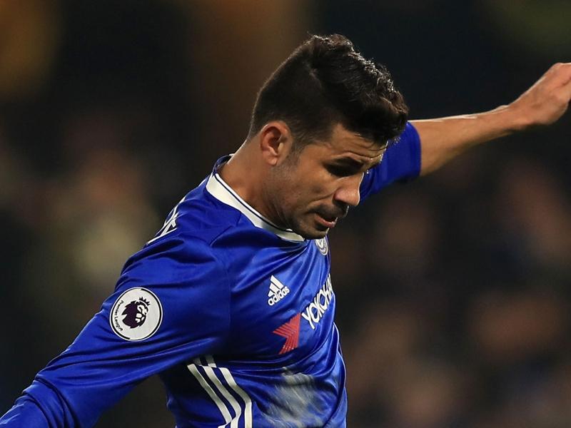 Chelsea a décliné une offre record pour Diego Costa