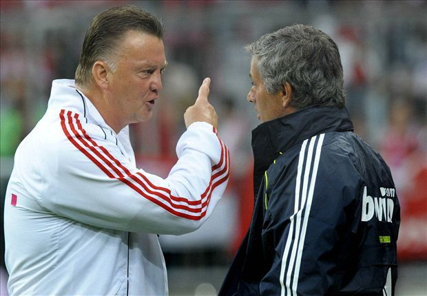 Mourinho does not fear Van Gaal at Man Utd