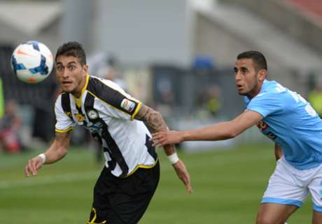 Udinese: Inter & Juve want Pereyra