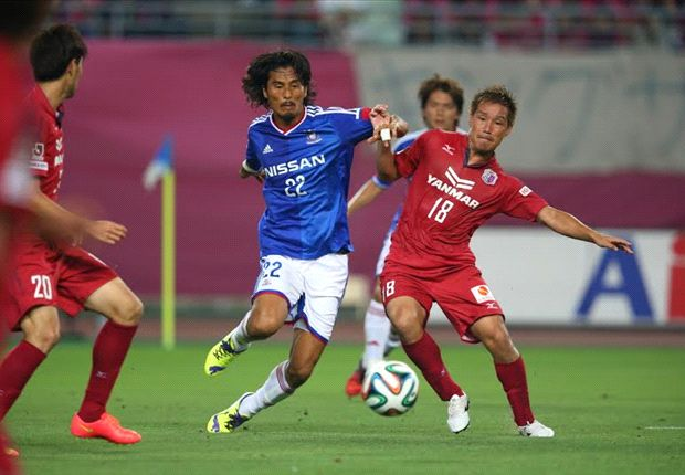 Sugimoto saves the day for Cerezo